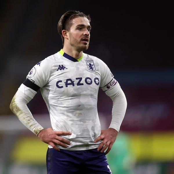 MF: Jack Grealish (Aston Villa)