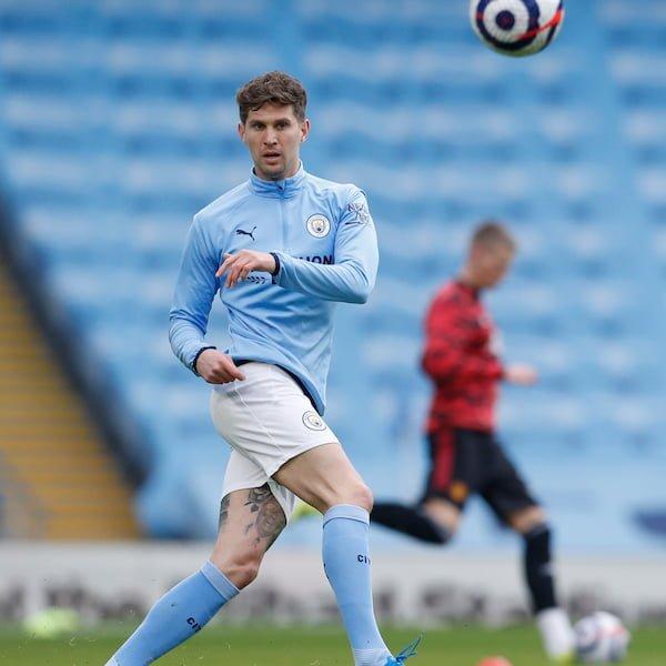 CB: John Stones (Manchester City)