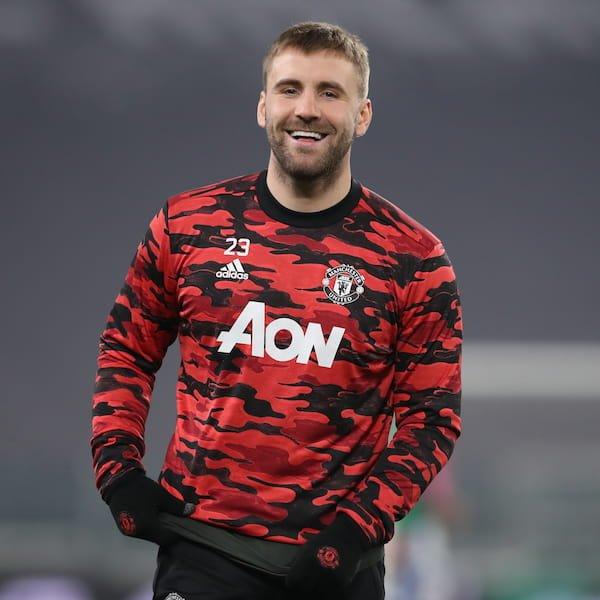 LB: Luke Shaw (Manchester United)