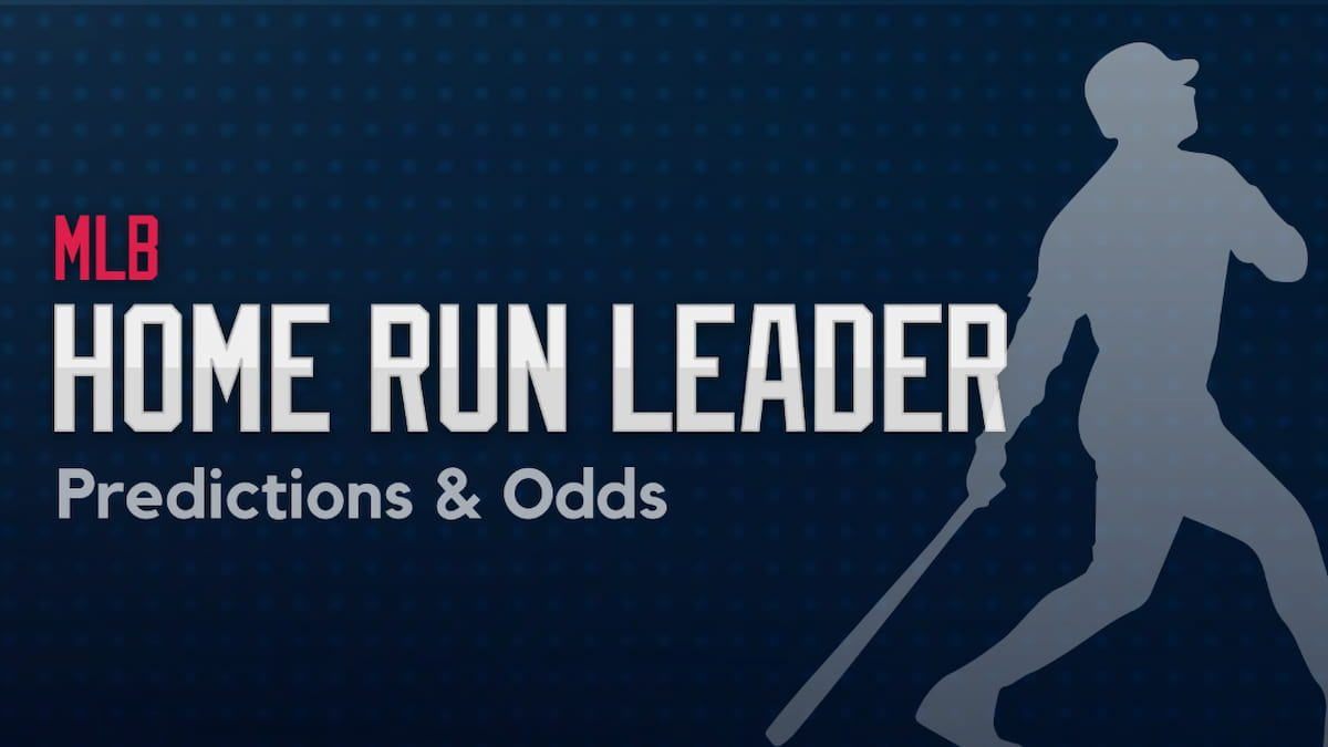 MLB Home Run Leader 2021 Predictions and Betting Odds