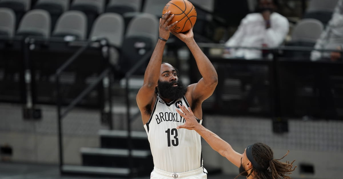 Nets vs Rockets Odds