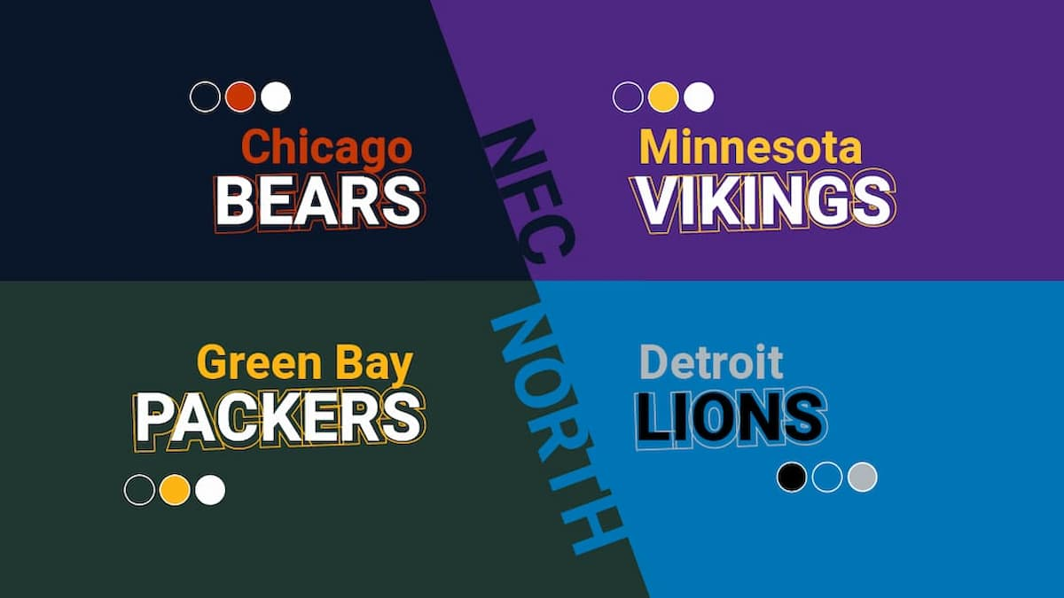 NFC North Predictions, Odds & Projections 2021/2022