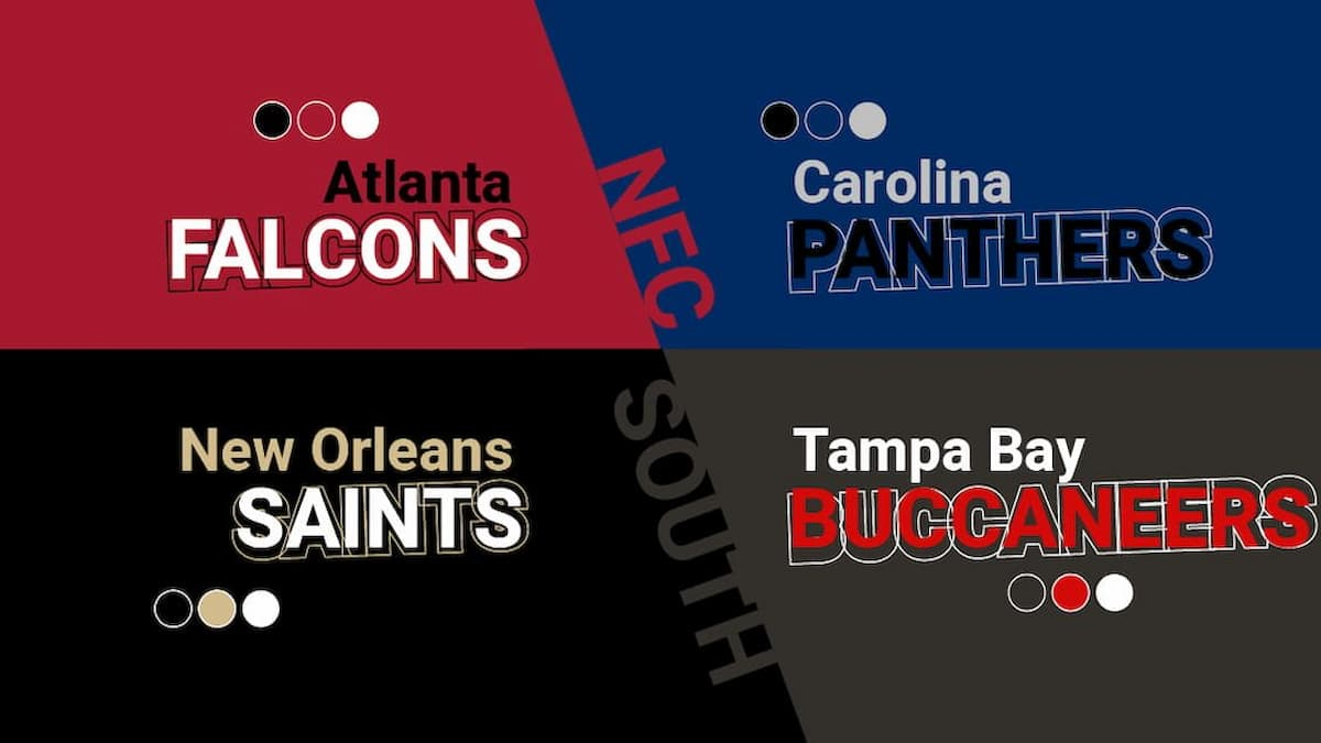 NFC South Predictions, Odds & Projections 2021/2022