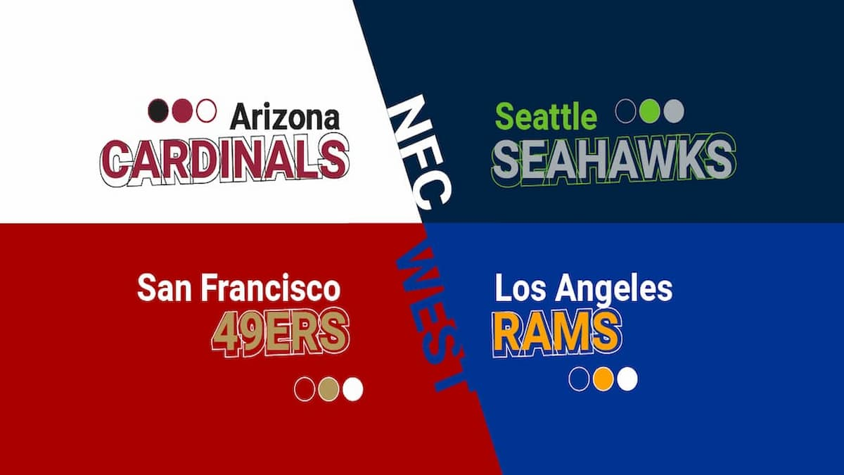 NFC West Predictions, Odds & Projections 2021/2022