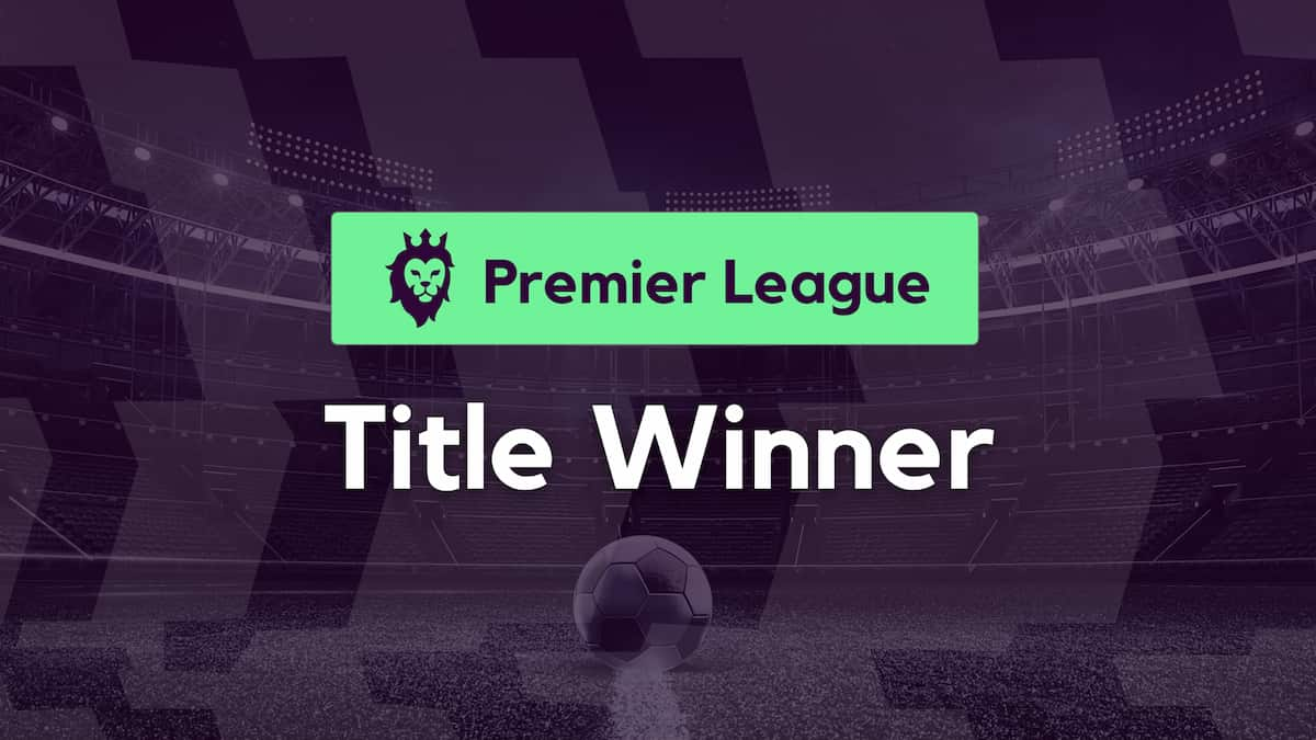 Premier League 2021/22 Title Winner Predictions, Odds and Picks