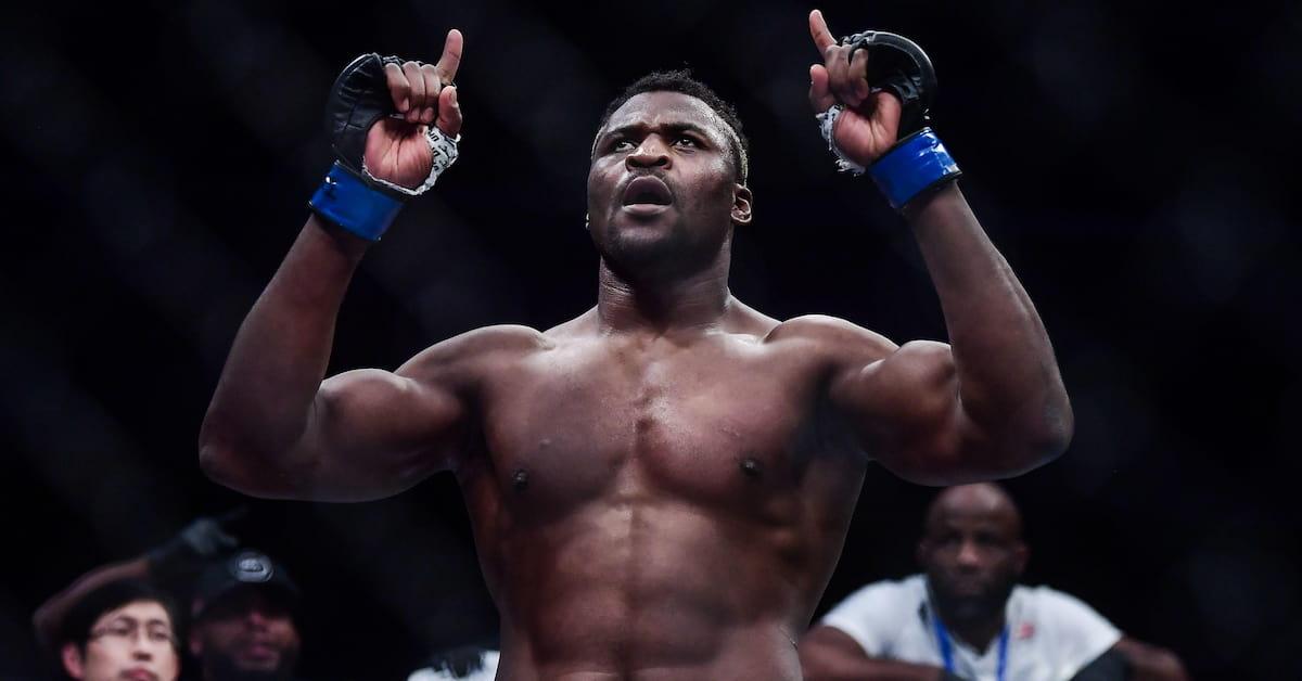 UFC 260: Miocic vs Ngannou II