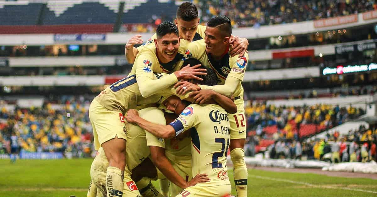 Club America vs Cruz Azul