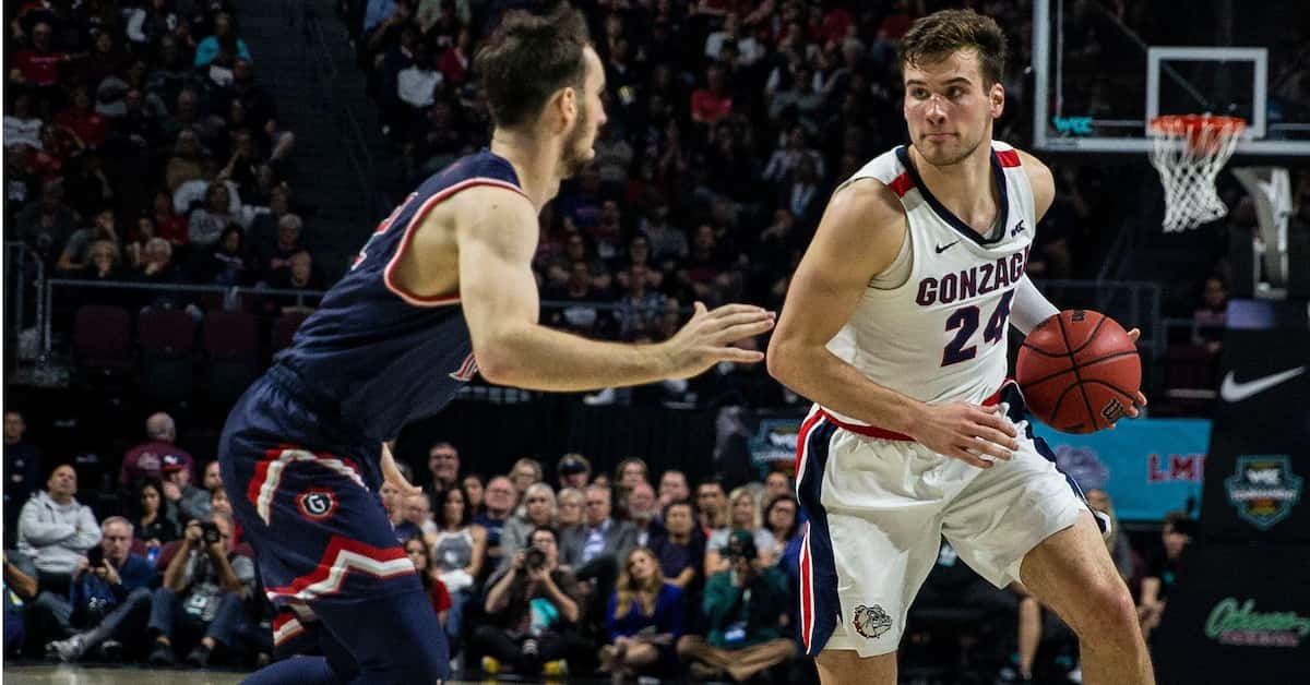 Gonzaga Bulldogs vs Baylor Bears