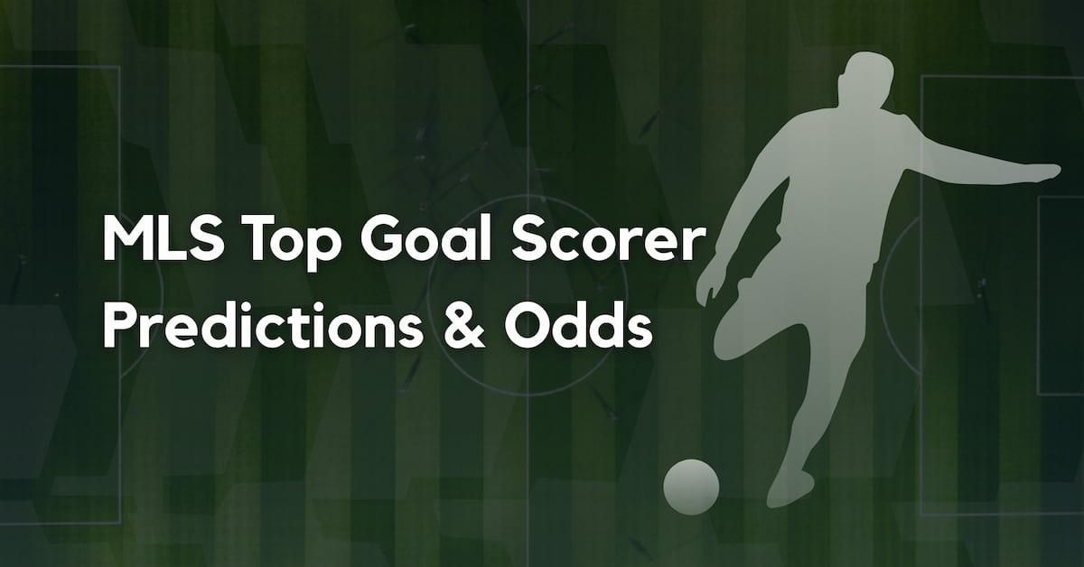 MLS 2021 Leading Goalscorer