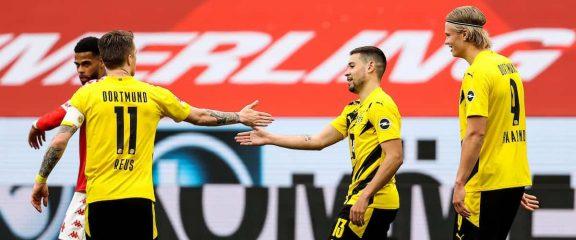 Borussia Dortmund vs Bayer Leverkusen Prediction, Odds & Picks