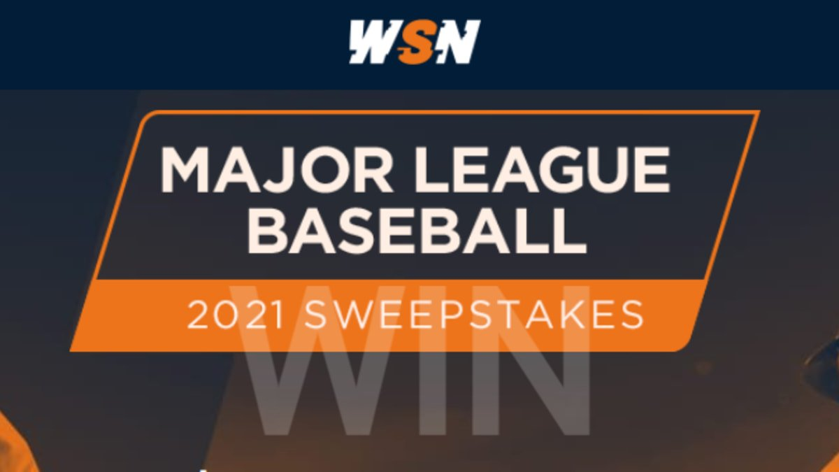 MLB Sweepstakes Featured