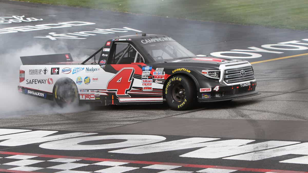Wise Power 200 (Camping World Truck Series) Predictions, Odds & Picks