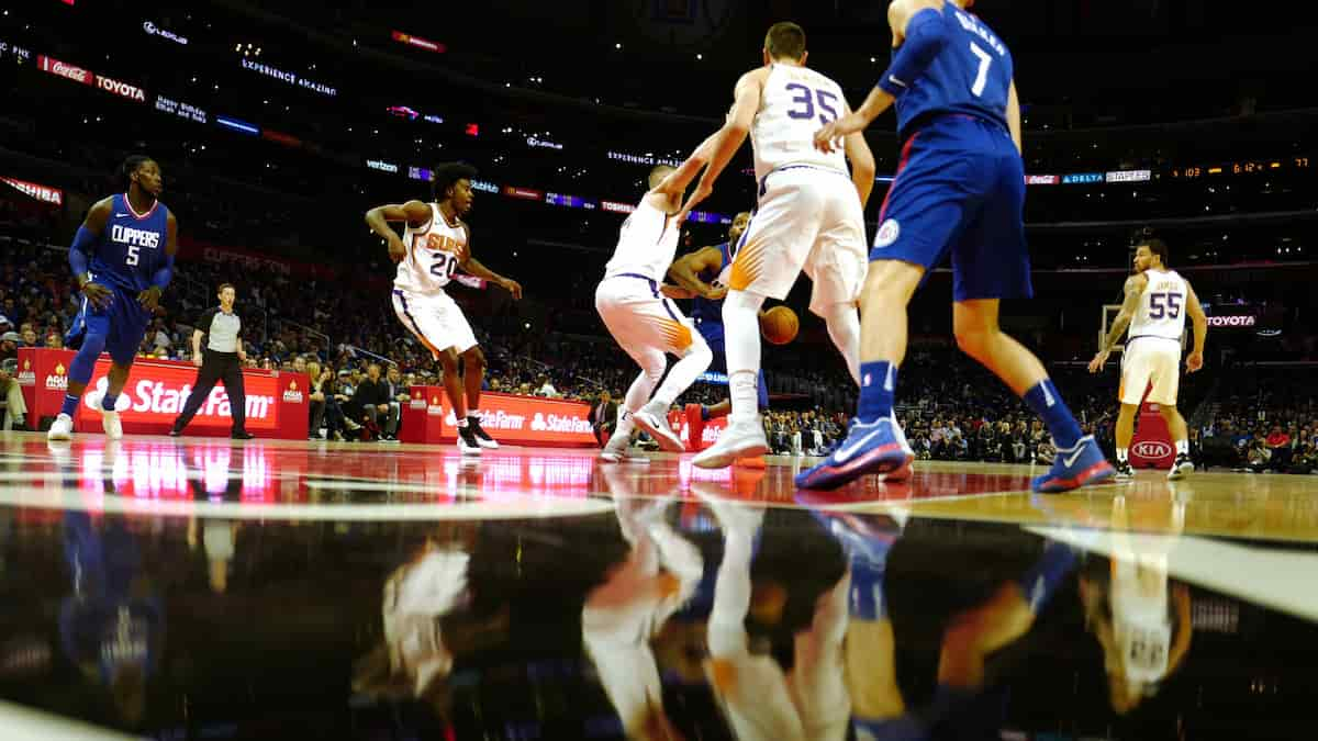 Phoenix Suns at LA Clippers (Game 6)