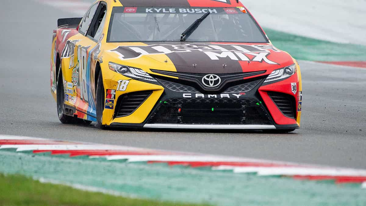 Tennessee Lottery 250 (Xfinity Series) Predictions, Picks & Betting Odds