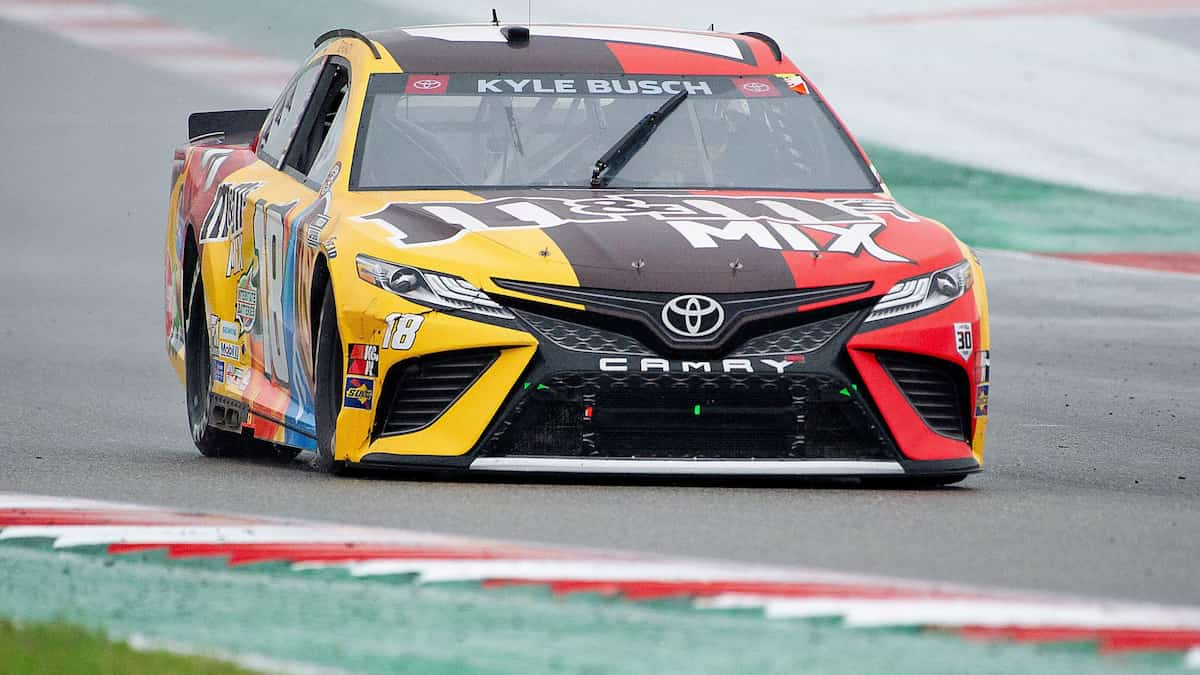 Toyota/Save Mart 350 (Cup Series) Predictions, Odds & Picks