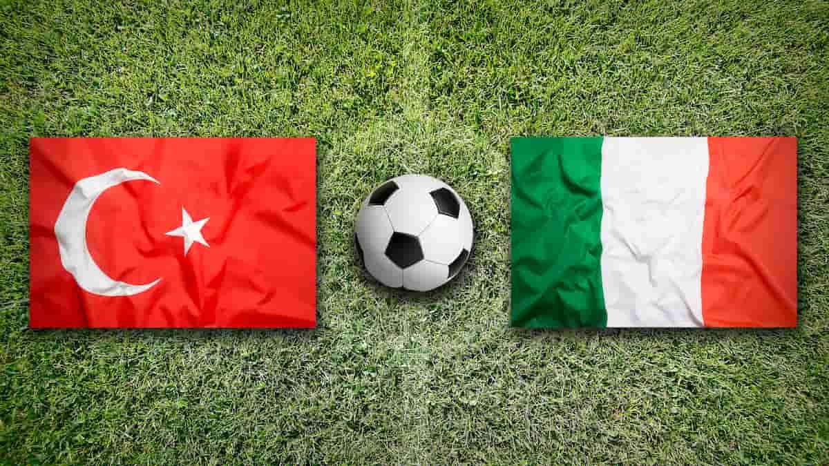 Turkey vs Italy Euro 2020