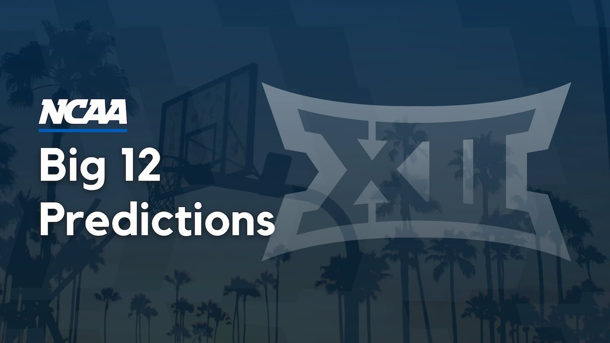 Big 12 Tournament Betting Odds, Predictions & Favorites to Win 2021