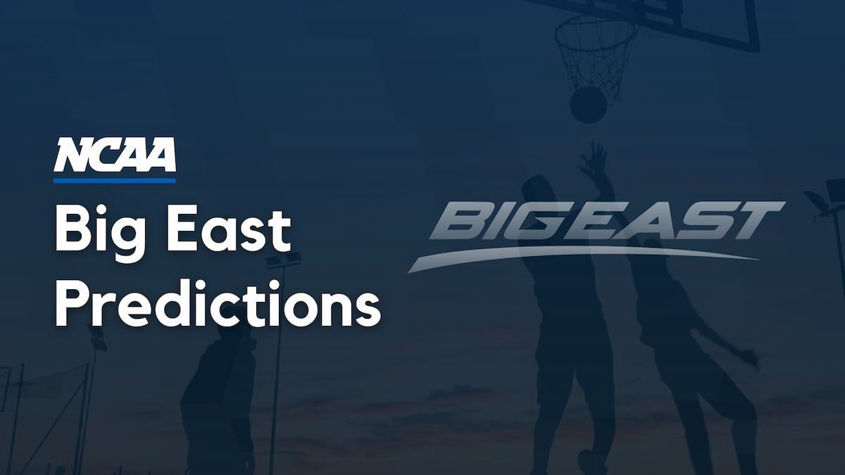 Big East Tournament Predictions, Betting Odds & Favorites to Win 2021