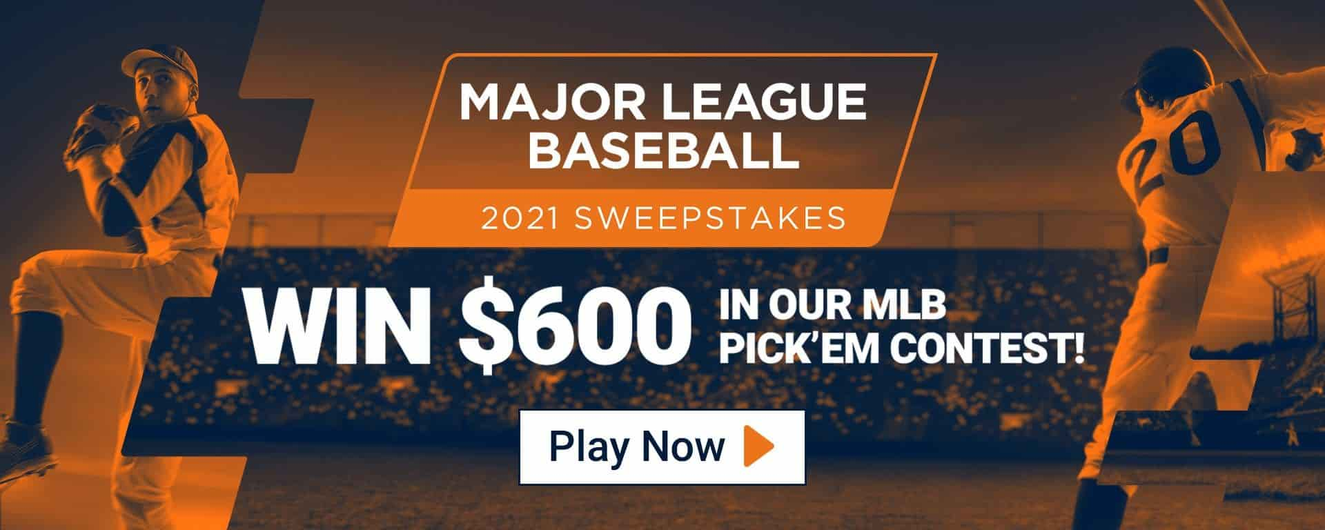 MLB Pick' em Contest $600