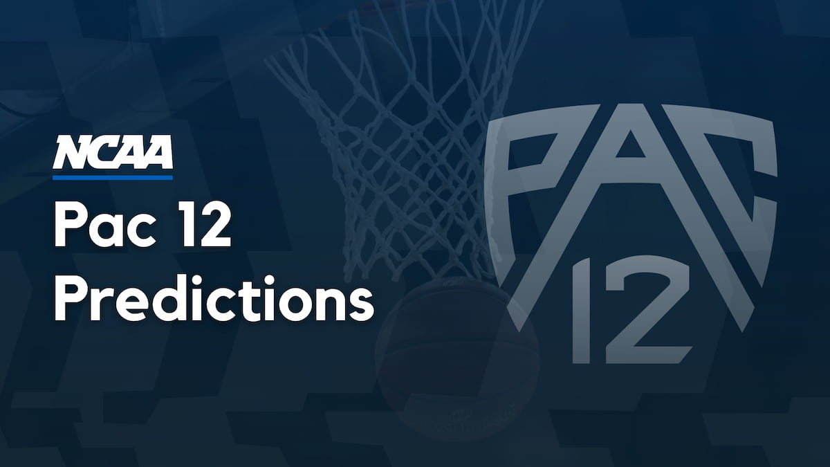 NCAA Pac-12 Tournament Predictions, Betting Odds & Favorites to Win 2021
