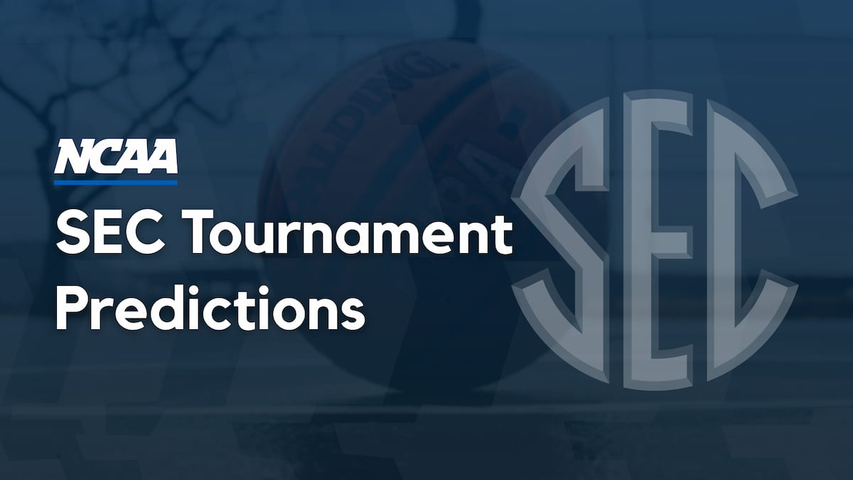 NCAA SEC Tournament Predictions, Betting Odds & Favorites to Win