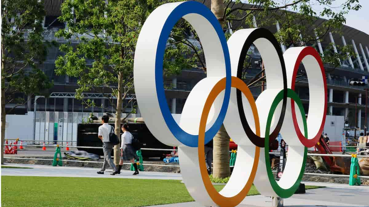 Legal Olympic Games Betting