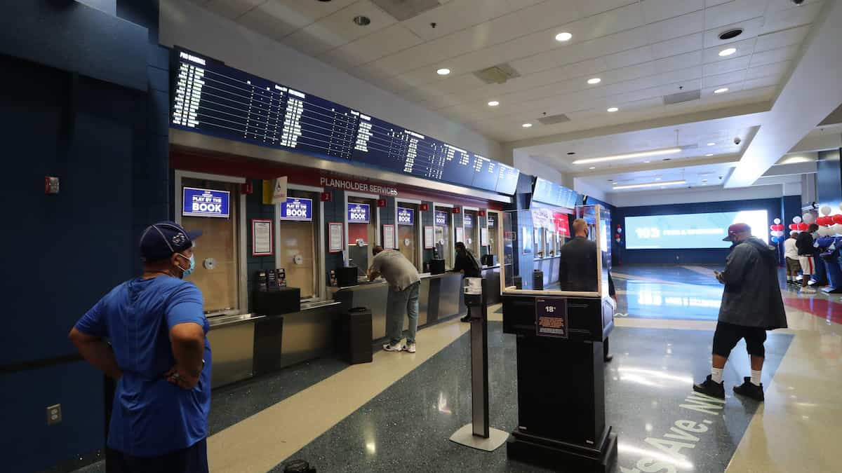 Sportsbook Platform GambetDC Launches Betting Kiosks at Four DC Locations