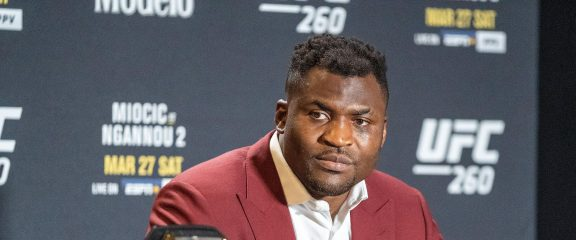 What's Next for Heavyweight Champion Francis Ngannou? Predictions & Odds