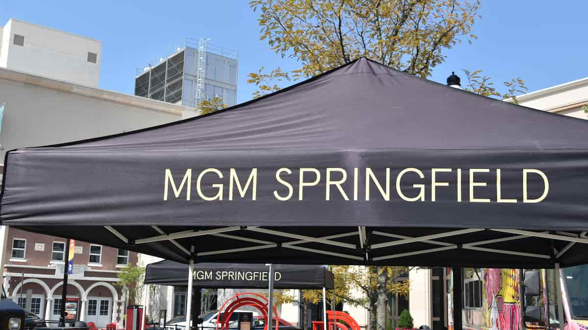 MGM Springfield Opens Two Sports Lounges, Awaiting MA Senate