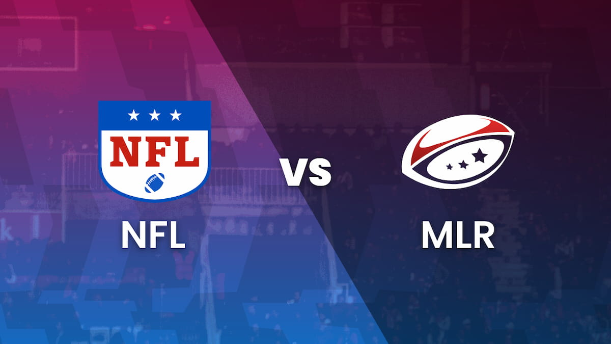 NFL vs MLR (Major League Rugby): Revenue, Salaries, Viewership and Attendance