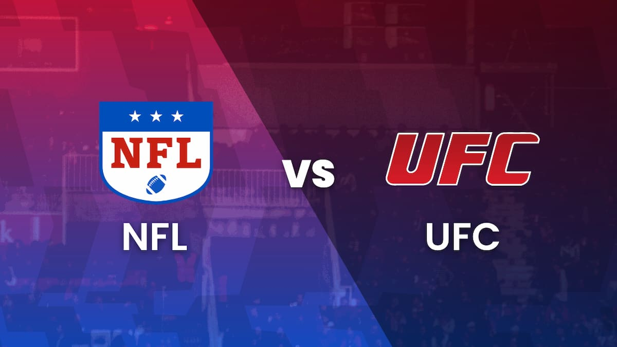 NFL vs UFC: Revenue, Salaries, Viewership, Attendance and Ratings