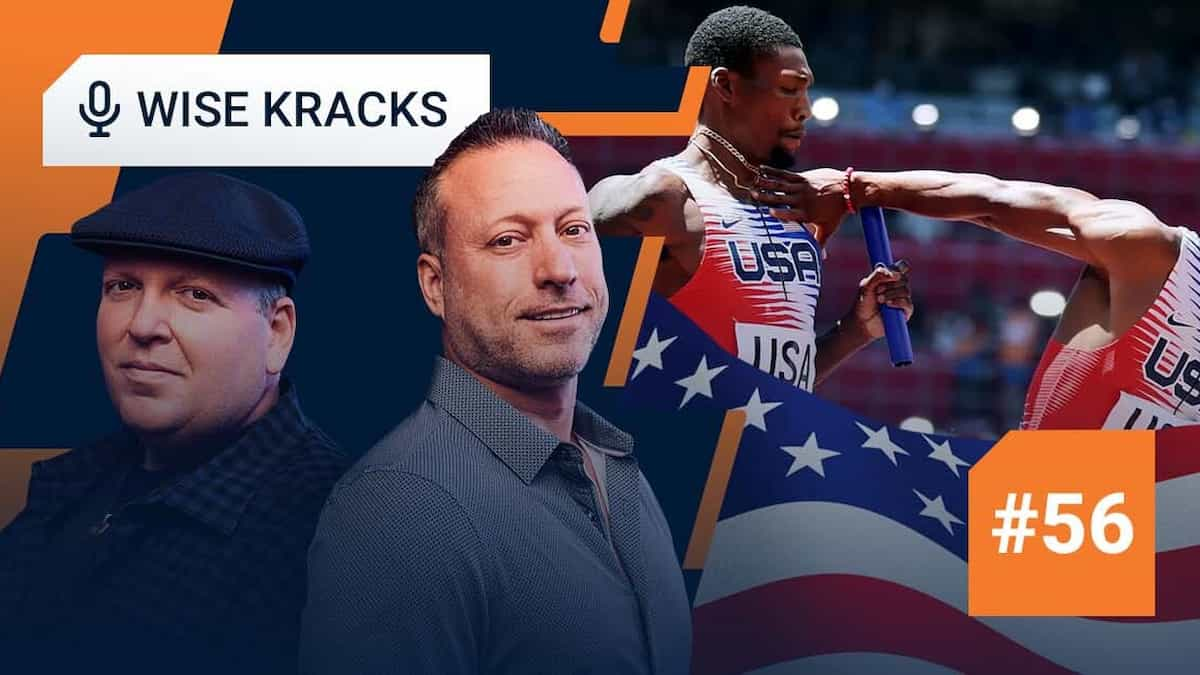 Olympics Recap and Classic Stories with Maurice Green (Wise Kracks Ep. 56)