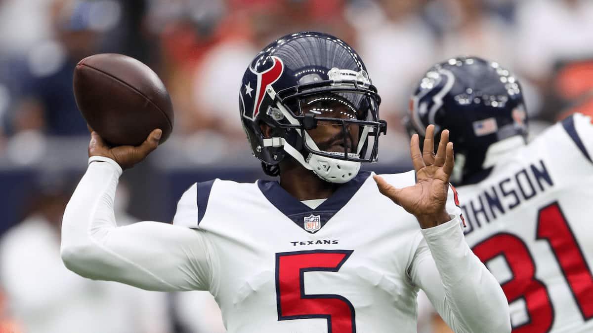 Houston Texans vs Cleveland Browns Predictions, Odds & Picks