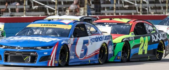 Hollywood Casino 400 Predictions, Picks, Betting Odds (Cup Series)